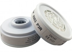 P3R Replacement Filters 99.95% of Particles Removed >0.3 Microns