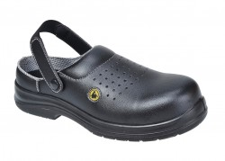 Composite Perforated ESD Safety Clog