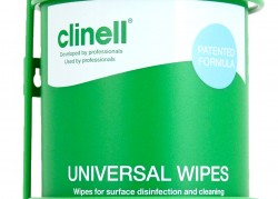 Clinell Wall Mounted Dispensers for Tubs