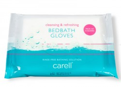 Carell Bed Bath Gloves