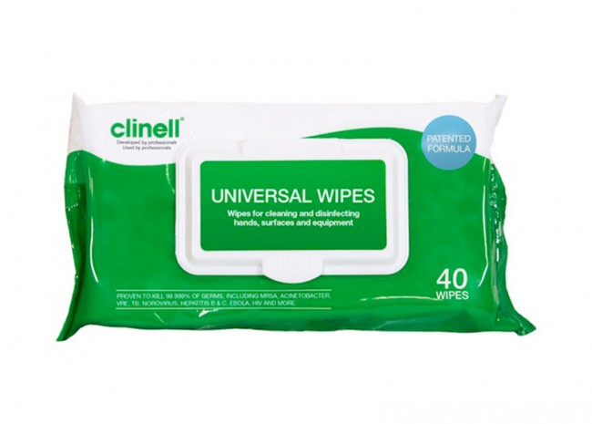 LEarning BLogs - Clinell Universal Wipes  Preliminary Viricidal Efficacy  Against COVID-19 to EN14476