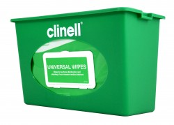 Clinell Wall Mounted  Wipe Dispenser