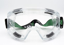 Intertex KS503  Vented Safety Goggles EN166 CE