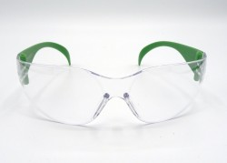 Intertex KS103 Wrap  Around Safety Glasses EN166 CE