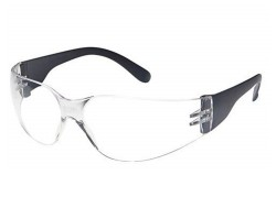 Intertex KS103 Wrap  Around Safety Glasses EN166 CE