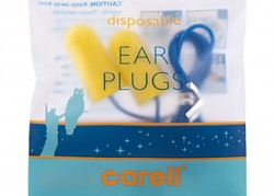Ear Plugs with Cord (Pack 50)